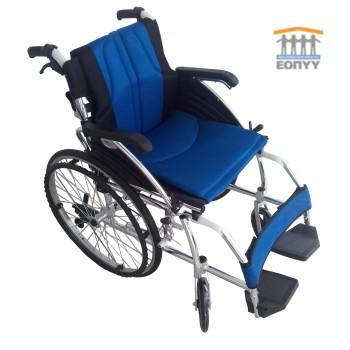 Αναπηρικό αμαξίδιο Premium Fix, αλουμινίου