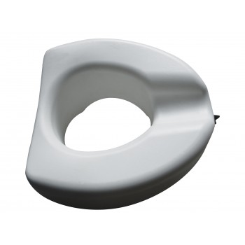 Ανυψωτικό Κάθισμα Τουαλέτας 10cm με μπροστινό σφιγκτήρα