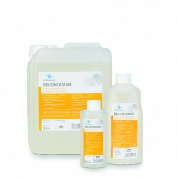 Αντισηπτικό κρεμοσάπουνο Decontaman Pre Wash - 500ml