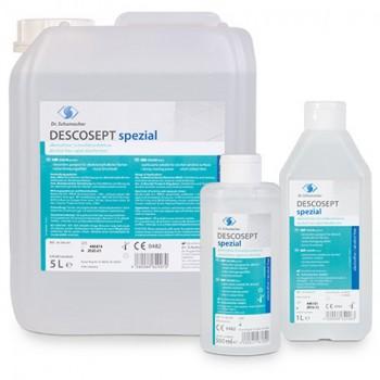 Υγρό απολύμανσης ευαίσθητων επιφανειών Descosept spezial - 1000ml