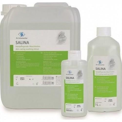 Salina-Σαπούνι 1000ml Skin-Caring Washing Lotion