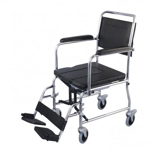 Αναπηρικό Αμαξίδιο Απλού Τύπου Πτυσσόμενο, με Δοχείο